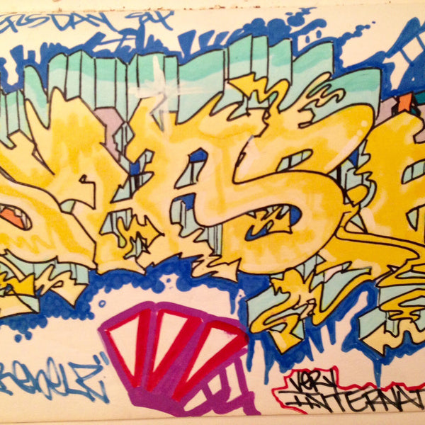 "Aaron ""SHARP"" Goodstone - ""Mothers Day"" Black Book 1984"