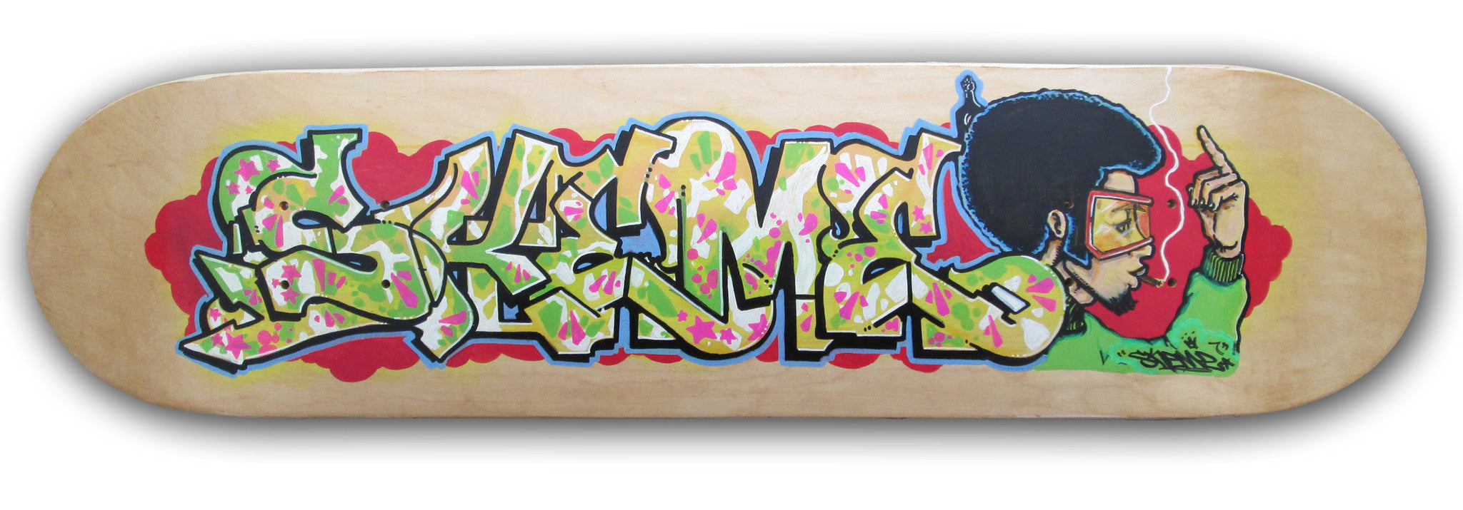"SKEME - ""Truck You"" Deck"