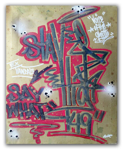 "STAYHIGH 149 - ""Stayhigh149"" Painting"