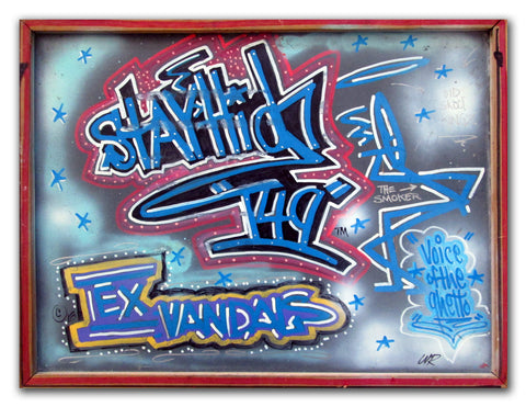 "STAYHIGH 149 - ""Stayhigh149"" 2 -Sided Painting"