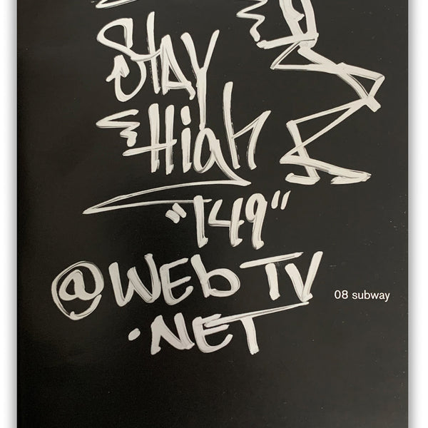"STAYHIGH 149 - ""Web TV.Net"" drawing"
