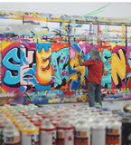 GRAFFITI ARTIST SEEN -  Mix & Match - Painting