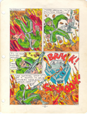 "Daniel Johnston ""Cool Comics""10 Page comic"