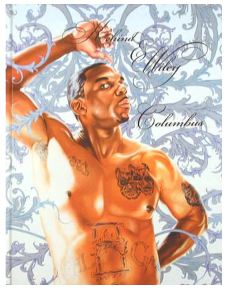 KEHINDE WILEY- Columbus