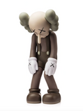 "KAWS - ""Small Lie"" (Brown)"