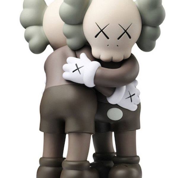 "KAWS - ""Together"" Brown"