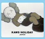 KAWS - Holiday Japan Mt Fuji Plush PINK