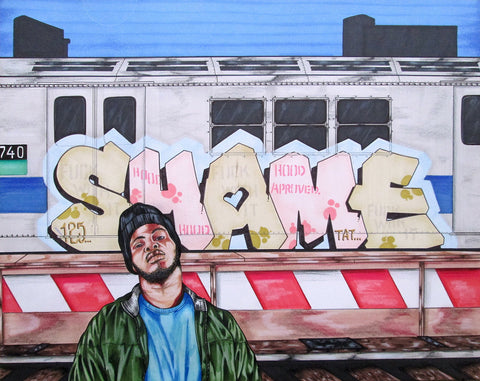 "SHAME 125  ""Hood Approved""  Drawing"