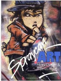 SPRAY CAN ART- Book