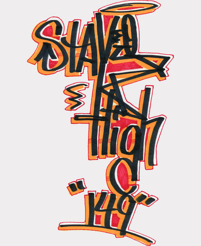 "STAYHIGH 149 - ""StayHigh"" Black Book Drawing 4"