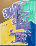 "STAYHIGH 149 ""Just Art"" Painting"