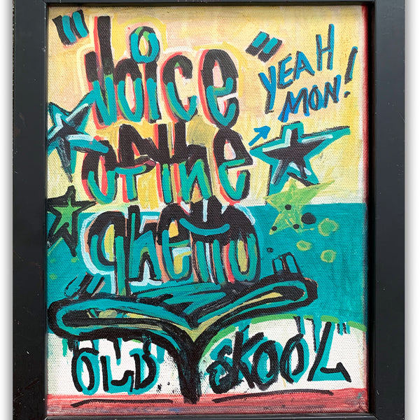 "STAYHIGH 149 ""Voice of the Ghetto"" Painting"