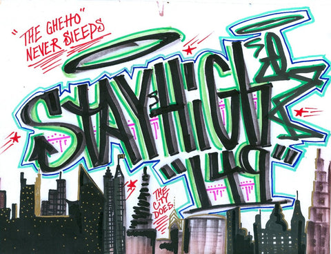 "STAYHIGH 149 - ""Ghetto Never Sleeps"""
