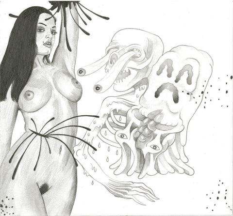 MATT FURIE/ALBERT REYES -Stripper w/Ghosts