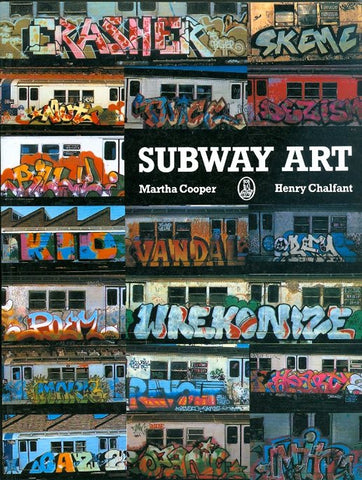 SUBWAY ART - w/Daze Tag