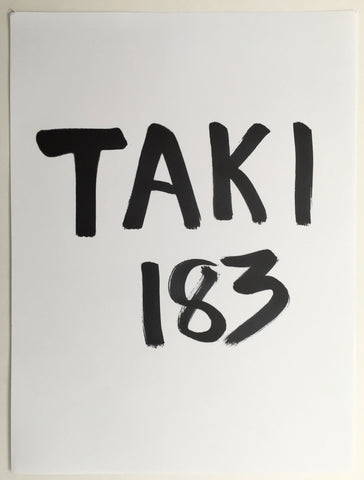 "TAKI-183  ""Piece Book"""