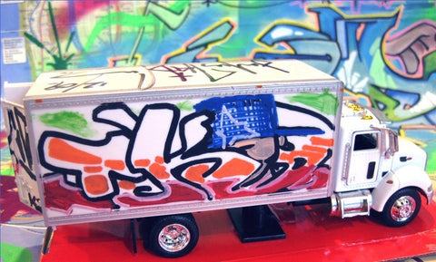 "TKID 170 - 8"" DIY Box Truck- Painted #5"