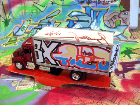 "TKID 170 - 8"" DIY Box Truck- Painted #3"