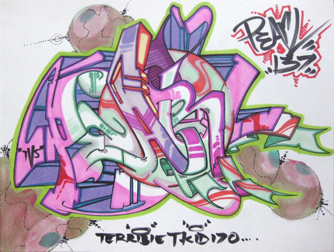 "T-KID 170  - ""Pearl"" Drawing"