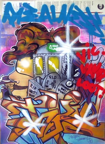 "T-KID 170  -  Map  ""Realness"""