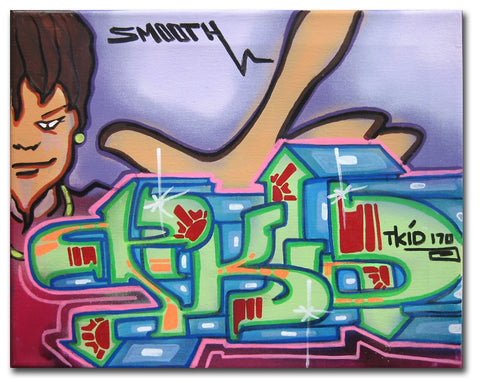 "T-KID 170  -  ""Smooth"""