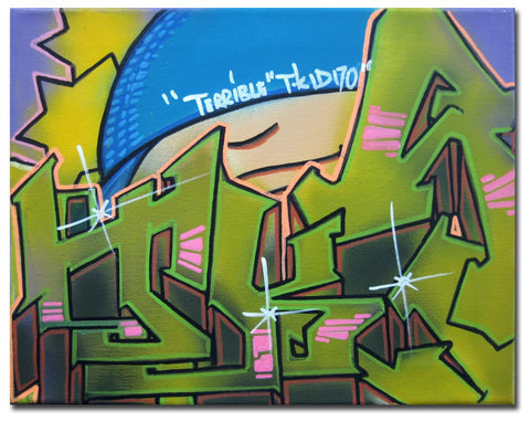 "T-KID 170  -  ""Ha Its Tkid"""