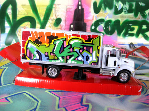 "TKID 170 - 8"" Box Truck- Painted #2"
