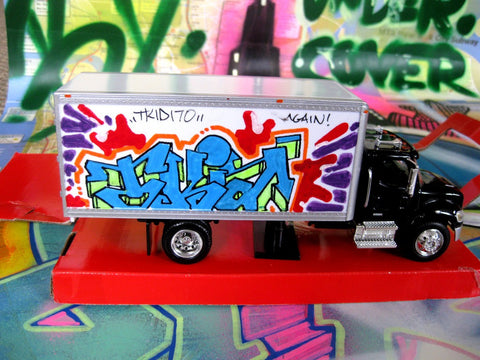 "TKID 170 - 8"" Box Truck- Painted #3"