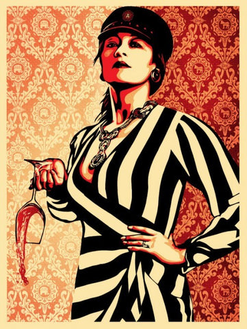 "SHEPARD FAIREY - ""These Parties Disgust Me"""