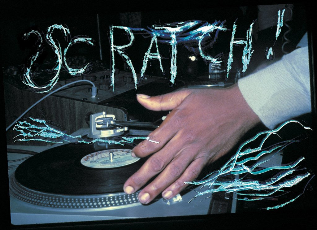 "CHARLIE AHEARN - ""Scratch"""