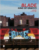 "BLADE - ""King of graffiti"" Custom Book Drawing 12"