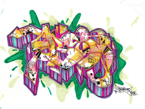 "DONTAY - ""BISTC5 BURNER""  Blackbook Drawing"