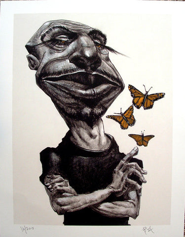 "JUSTIN BUA - ""Father Butterfly"""