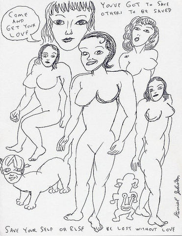 "DANIEL JOHNSTON -  ""Come and get Your Love"""