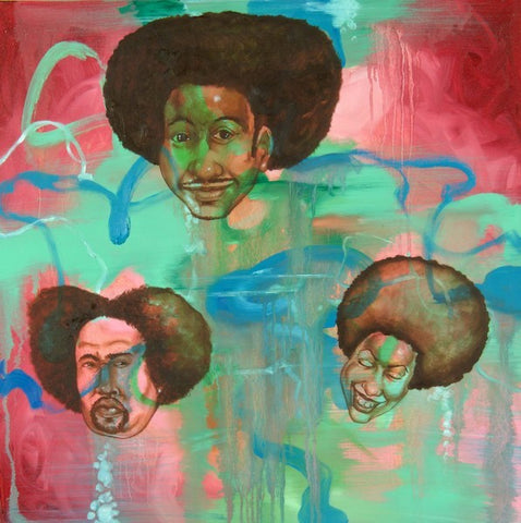 "CHRIS ""DAZE"" ELLIS -  "" Afrolistic #1"""