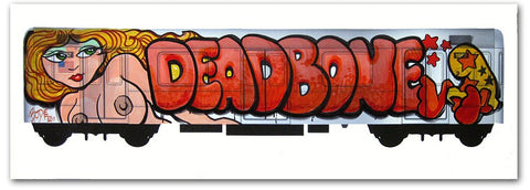 "MARK BODE  ""Deadbone"" Train"