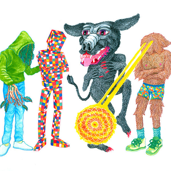 MATT FURIE - Four Friends