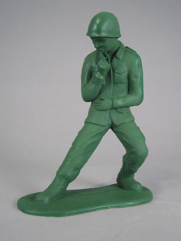 "CORY MARC - ""Green Army Men"" 4"