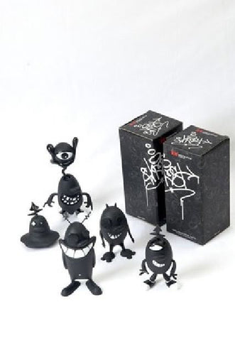 "GHOST- ""Ghost  Figures"" Set of 5"