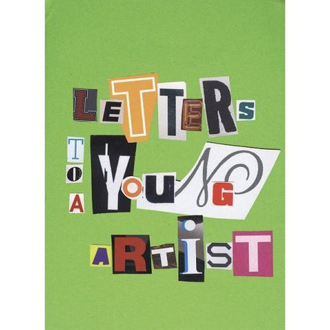 Letters to a Young Artist (Paperback)