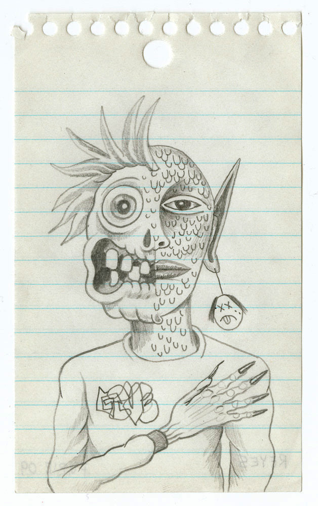 ALBERT REYES/MATT FURIE - NOTE #5