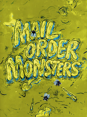 "MAIL ORDER MONSTERS - ""20 Prints-26 Page Booklet"""