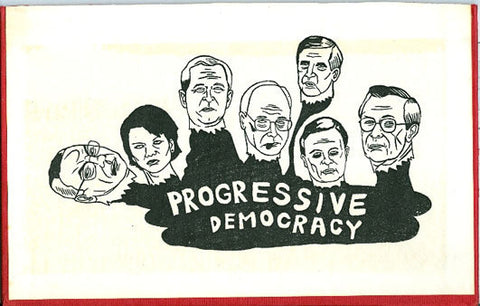 "ALBERT REYES -  ""Progressive Democracy"""