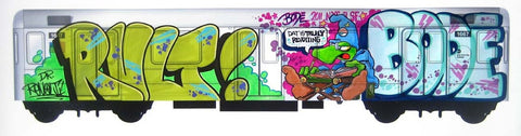 "REVOLT/BODE  ""Untitled"" Train#2"