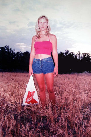 DAVE SCHUBERT - Lisa in Field Central Valley CA 2000