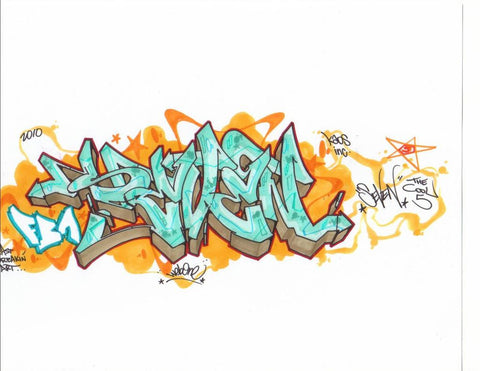 "WEB - ""Seven FBA""  Blackbook Drawing"