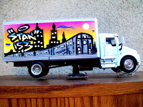"STAN 153 - ""Hand Painted Truck"""