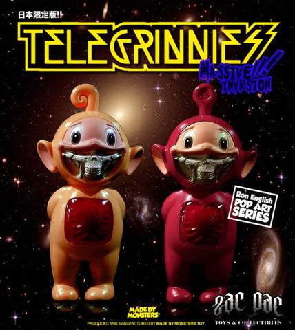 RON ENGLISH - Telegrinnies