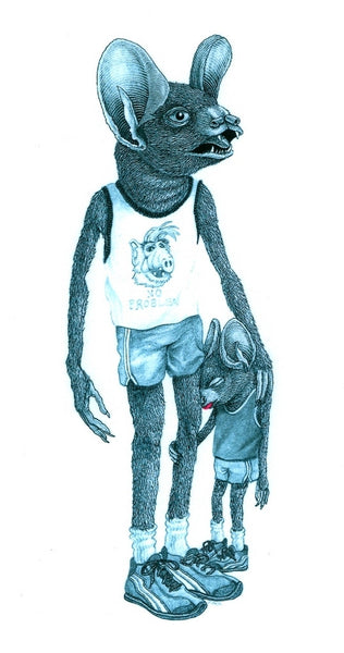 MATT FURIE - Bat Man & Son