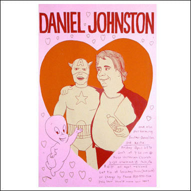 THOM LESSNER- Daniel Johnston